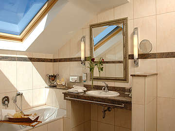 Bathroom of Loggia Suite