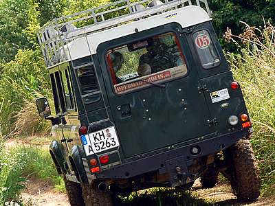 Offroad- & Adventurecamps